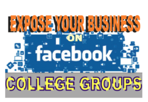 I Will Advertise Your Website To USA COLLEGE Groups On Facebook, No1