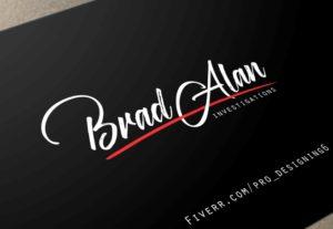I will design 2 PREMIUM Signature logo