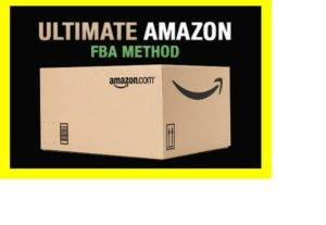 I will give you The Ultimate Amazon FBA Method