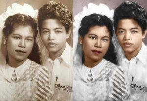 Old Photo Restoration: I Will Restore Your Old Photos