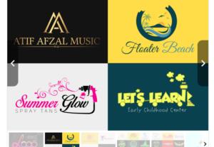 I Will Do 2 Modern Logo Design In 24 Hours