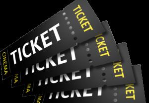 I Will Design Movie Tickets With Graphic Designer Work