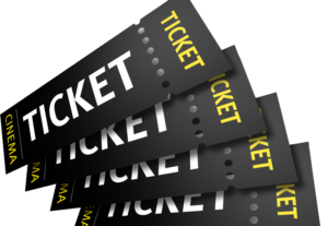 I Will Do Some Great Tickets Design And Entry Pass For Any Event
