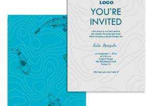 I Will Design Print And Digital Invitation Design For Any Event