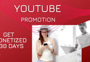 I will do youtube promotion for channel